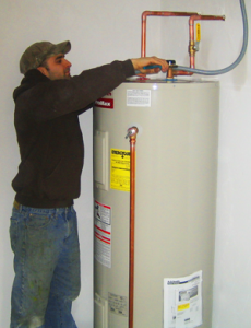 A Spring Valley CA Water Heater Repair Tech Will Help You Install the Right Water Heater For Your Family